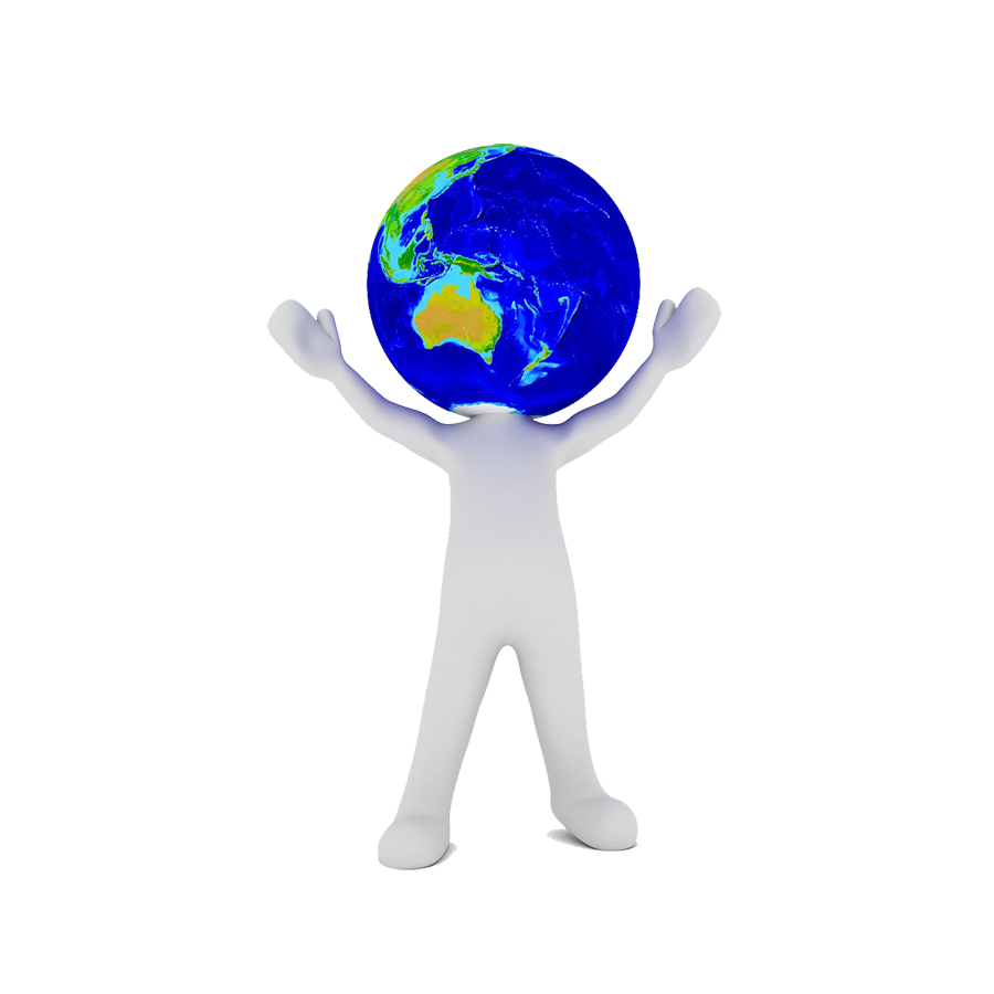earth-head